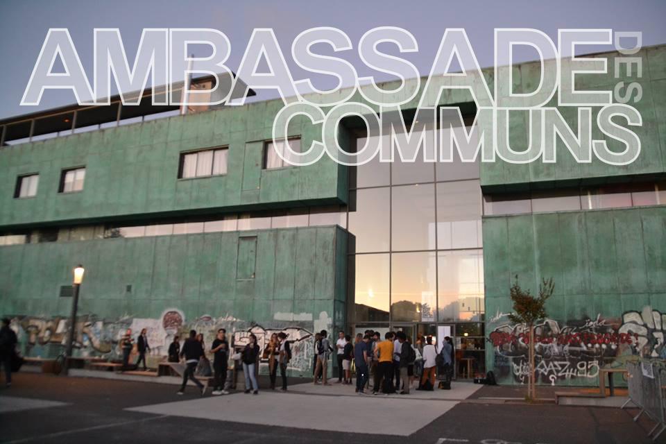 Ambassade des Communs, Maison des Arts, 2015